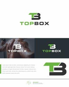 #113 for Logo Design for CrossFit Publication Top Box af mohammedkh5