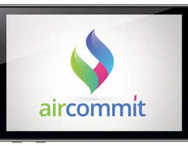 #20 para Design a Logo for AirCommit por Evgeniya82