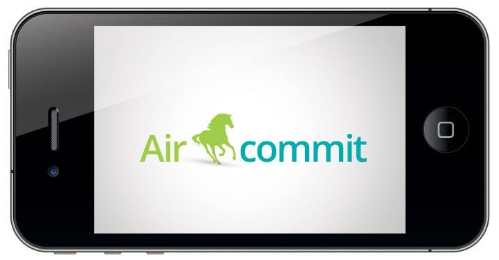 Konkurrenceindlæg #31 for Design a Logo for AirCommit