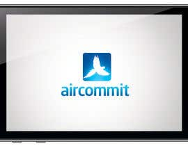 #33 para Design a Logo for AirCommit por Evgeniya82