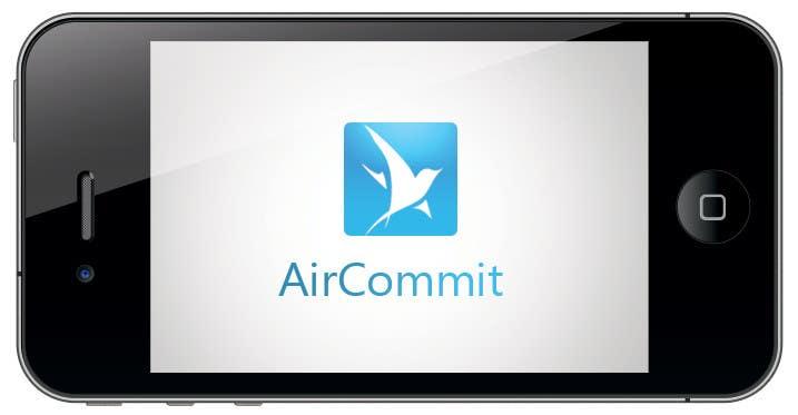 Konkurrenceindlæg #40 for Design a Logo for AirCommit