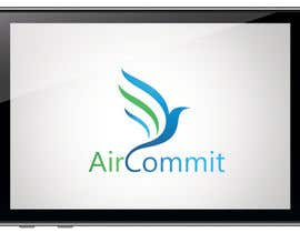 #44 para Design a Logo for AirCommit por Evgeniya82