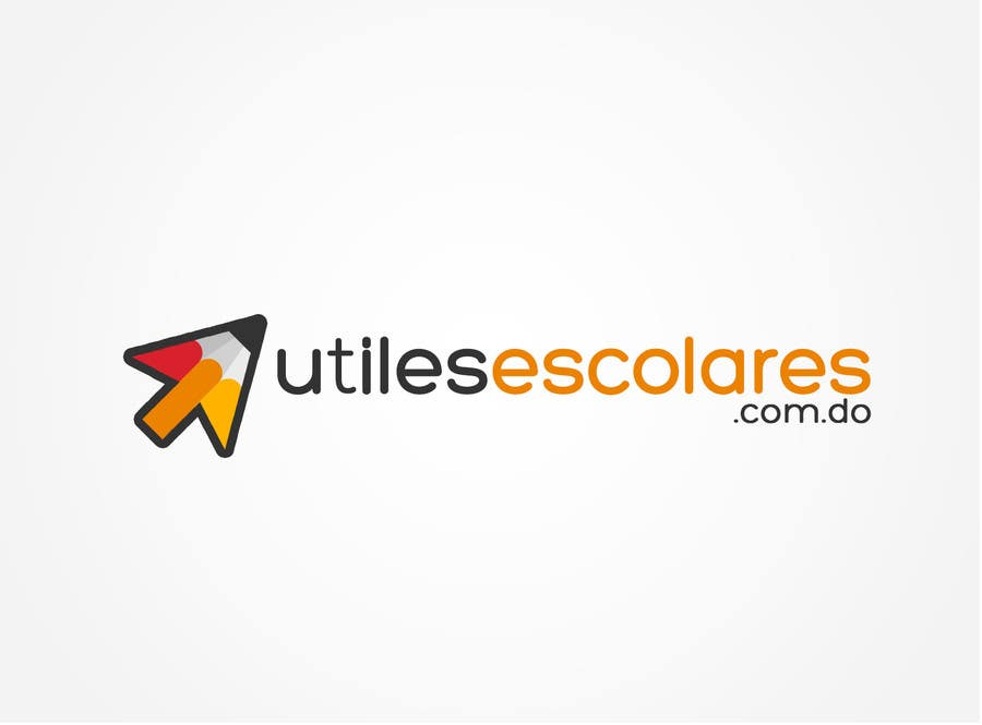 "Kilpailutyö #217 kilpailussa Design a Logo for ""utilesescolares.com.do"" (School Supplies in spanish)"