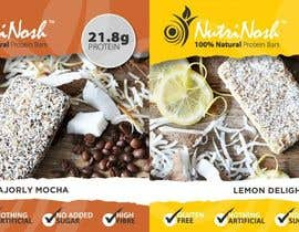 #83 para We need catchy flavor names for our natural protein bars por askalice