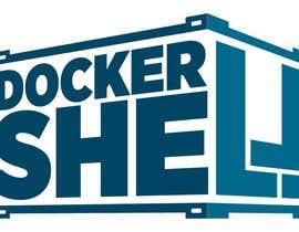 nº 5 pour Design et logo til Docker Shell par giobanfi68