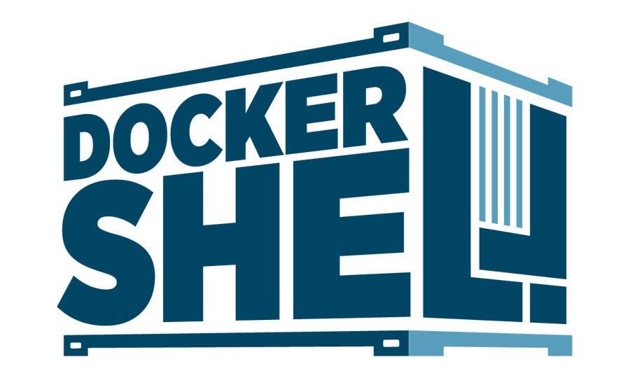Contest Entry #33 for Design et logo til Docker Shell