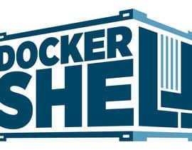 nº 33 pour Design et logo til Docker Shell par giobanfi68
