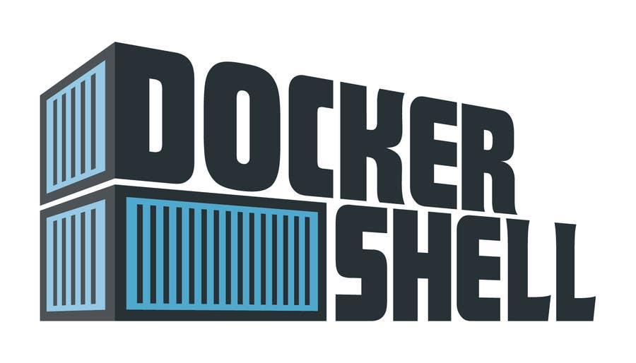 Contest Entry #                                        78                                      for                                         Design et logo til Docker Shell