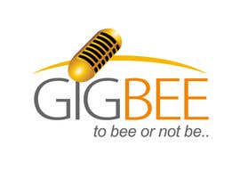 #76 для Logo Design for GigBee.com  -  energizing musicians to gig more! от smarttaste