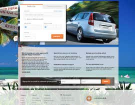 nº 12 pour Need wordpress site designed for Jamaican Car Rental Agency par sharmaadeepak
