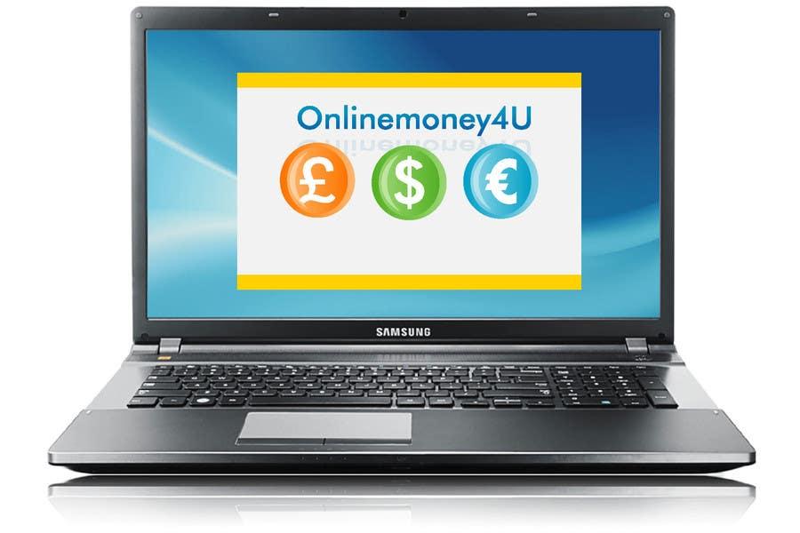 Contest Entry #                                        17                                      for                                         Design a Logo for Online Money