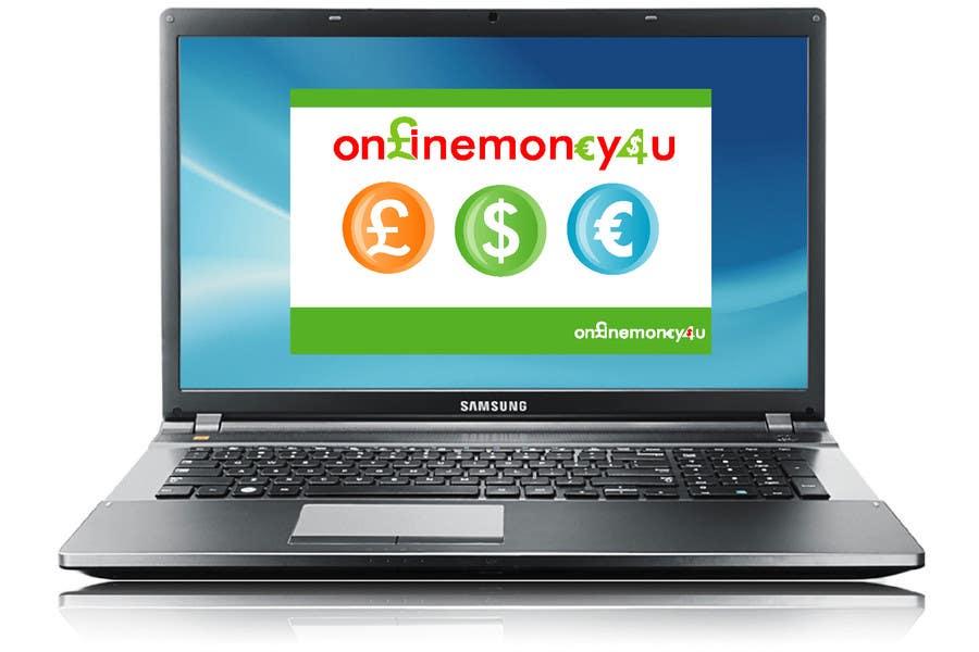 Contest Entry #                                        18                                      for                                         Design a Logo for Online Money