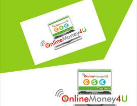 #32 para Design a Logo for Online Money por Babubiswas