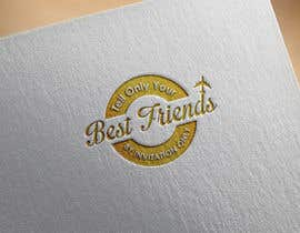 "Alluvion tarafından Design a Logo for a luxury travel company ""Tell Only Your Best Friends"" için no 108"