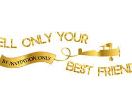"#78 para Design a Logo for a luxury travel company ""Tell Only Your Best Friends"" por moizraja46"