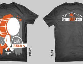 #25 cho Design a T-Shirt for DrumART.com bởi chromedokuro