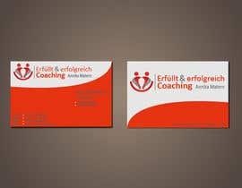 "nº 16 pour Stationery Design for ""Erfüllt & erfolgreich Coaching"" par rashedhannan"