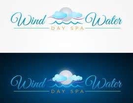 #28 untuk Design a Logo for Wind Water Day Spa oleh wickhead75