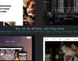 #9 for Build a responsive wordpress template from psd designs by rijulg