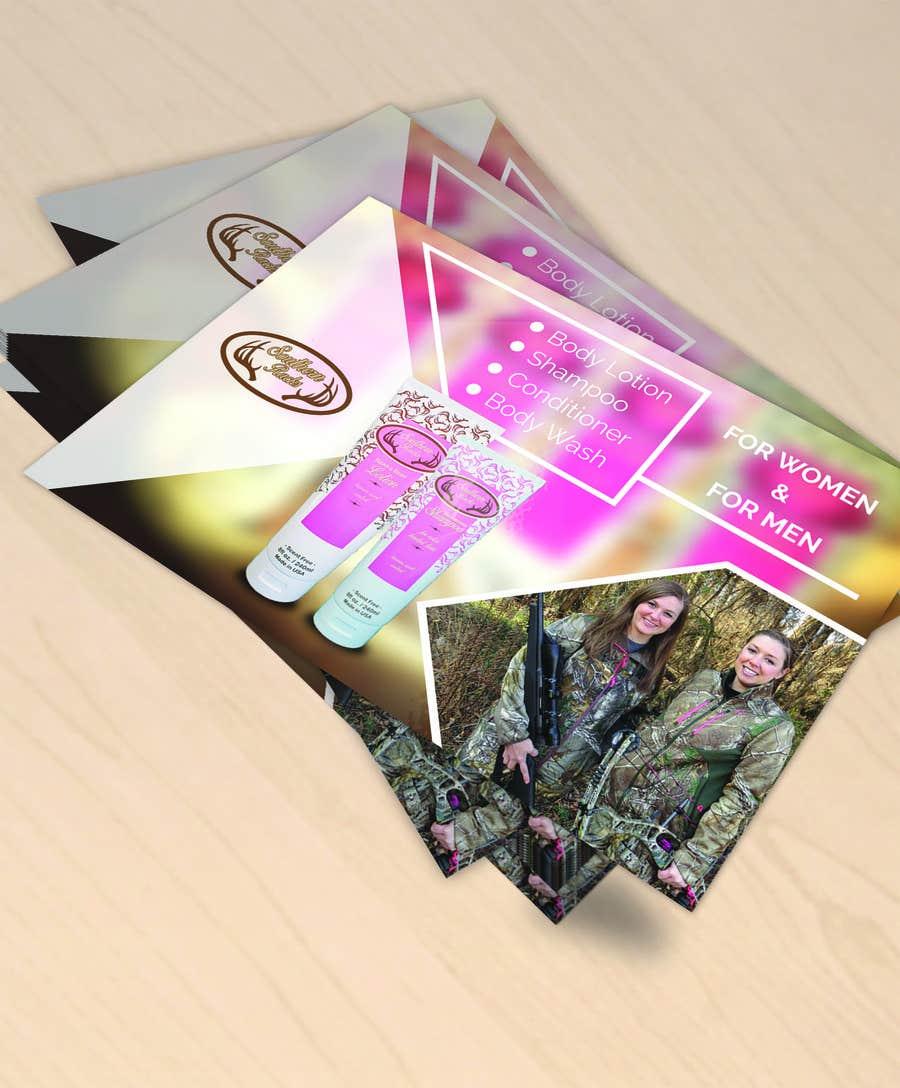 Penyertaan Peraduan #9 untuk Design a Flyer for Southern Racks LLC