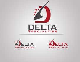Nro 317 kilpailuun Design a Logo for DELTA Specialties käyttäjältä NesmaHegazi