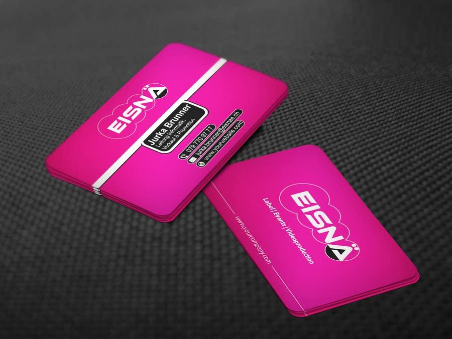 Inscrição nº 141 do Concurso para Create a visitcard for our business