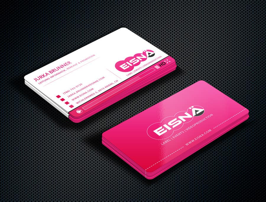 Inscrição nº 196 do Concurso para Create a visitcard for our business