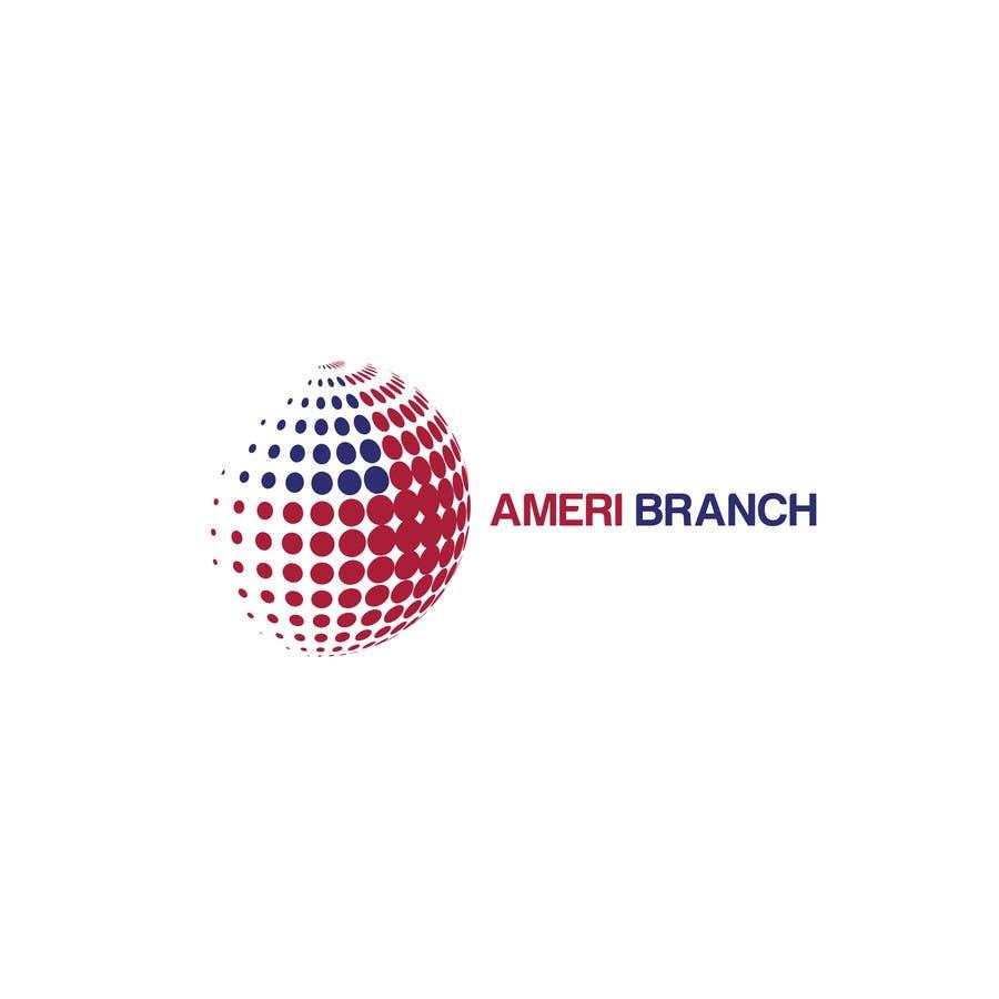 Konkurrenceindlæg #51 for Design a Logo for AmeriBranch