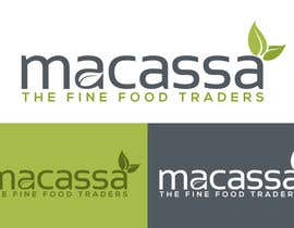 nº 59 pour Design a Logo for our Company - Macassa par vladspataroiu