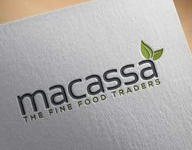 nº 146 pour Design a Logo for our Company - Macassa par vladspataroiu