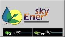 Graphic Design Kilpailutyö #271 kilpailuun Design a Logo for EnerSky