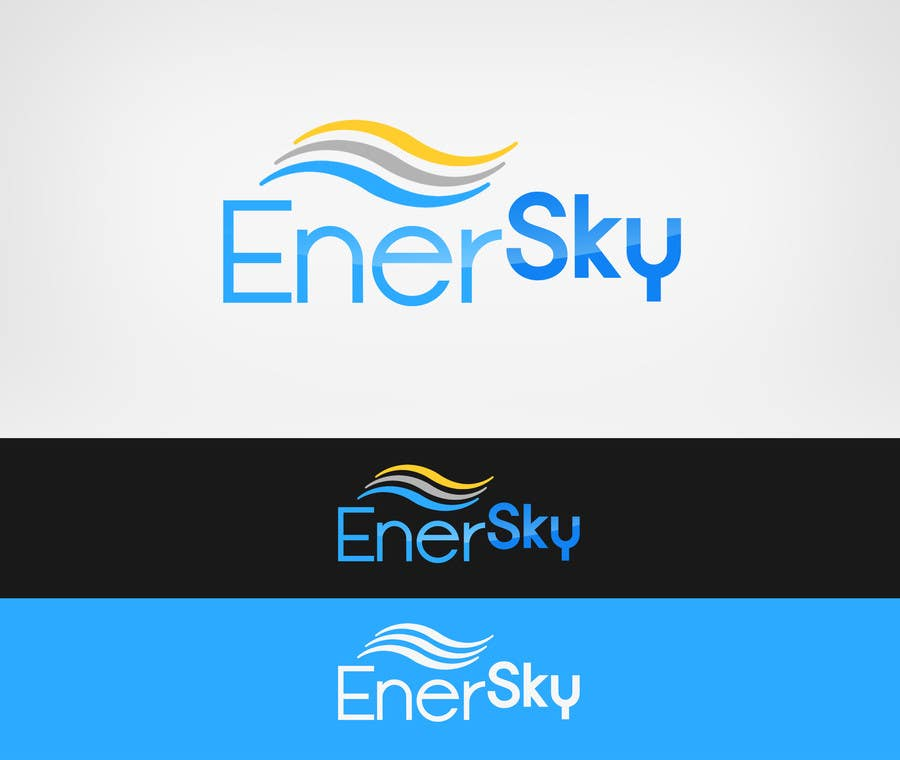 #256 for Design a Logo for EnerSky by Lozenger