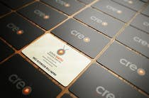 Graphic Design Contest Entry #68 for Design some Business Cards for Creo Media