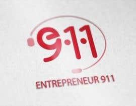 #61 untuk Design a Logo for E N T R E P R E N E U R 9 1 1 oleh mlee09