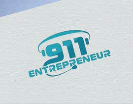 #25 untuk Design a Logo for E N T R E P R E N E U R 9 1 1 oleh Alexandr5000