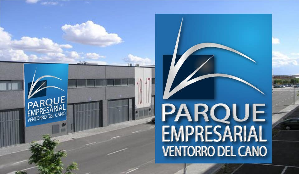 "Illustrator Contest Entry #67 for Diseñar un logotipo for ""PARQUE EMPRESARIAL VENTORRO DEL CANO"""