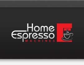 #99 para Design a Logo for home espresso machines por logoforwin