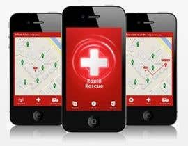 NileshRathod tarafından Create an Android app to find nearby medical first responders için no 8