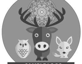 #2 untuk Design a logo with 3 animals (color and b/w lineart) oleh sandypat