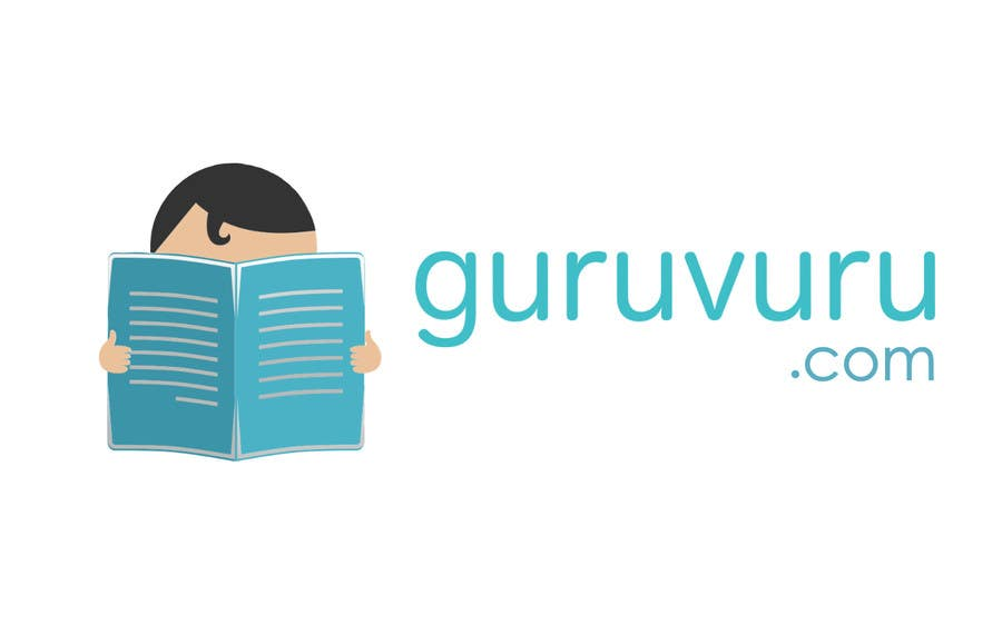 Proposition n°                                        4                                      du concours                                         Design a Logo for www.guruvuru.com