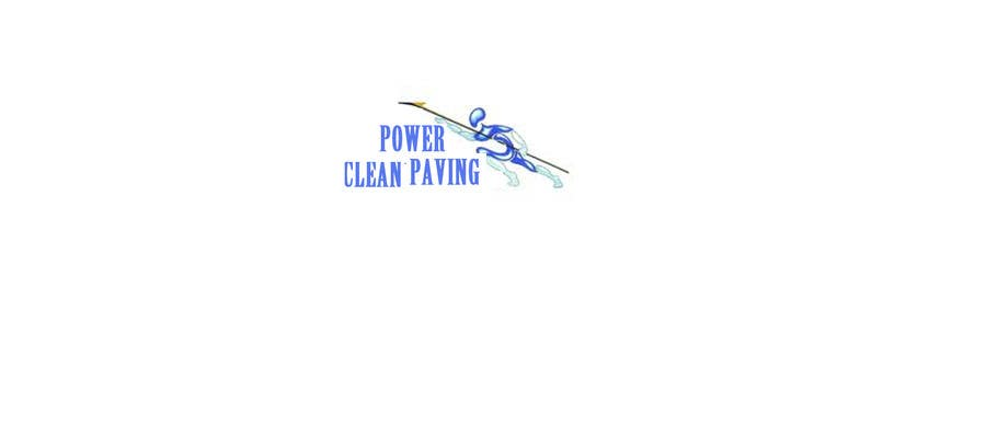 Contest Entry #17 for Design a Logo for Power Clean Paving