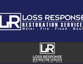 nº 6 pour Design a Logo for a business that specialises in restoring properties after an unforeseen event such as a fire or flood par jhonlenong