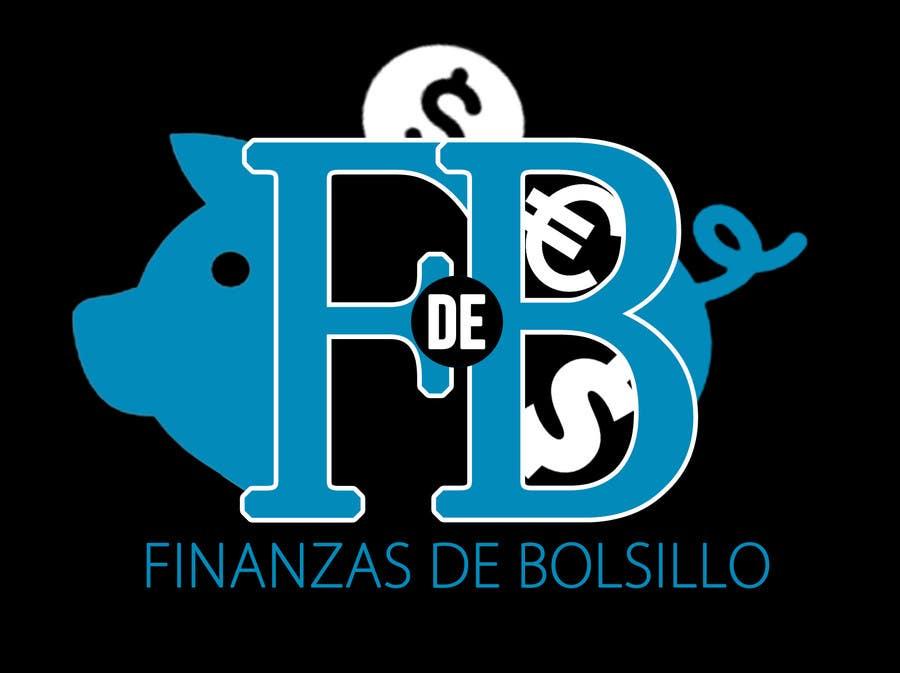 """Inscrição nº 48 do Concurso para Logotipo """"Finanzas de bolsillo"""""""