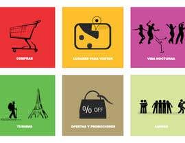 #3 cho Diseñar iconos y fuente bởi Kcristopher