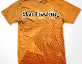 #26 for Design a T-Shirt for Star-Tracking af WendyRV