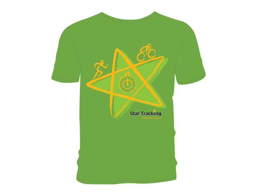 Bài tham dự cuộc thi #                                        28                                      cho                                         Design a T-Shirt for Star-Tracking
