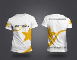 #36 for Design a T-Shirt for Star-Tracking af seteki