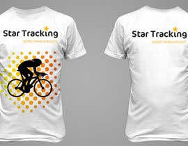 #16 for Design a T-Shirt for Star-Tracking af rogeriolmarcos