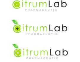 #243 cho Design a Logo for pharmaceutic company called Citrum Lab bởi SheryVejdani