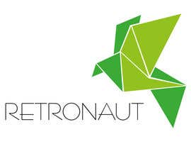 #106 untuk Design a Logo and websitedesign for Retronaut oleh flowkai